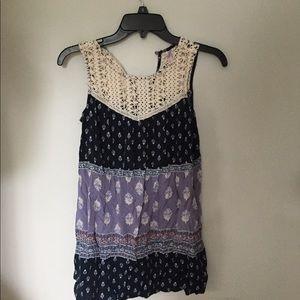 Patterned dress from Xhilaration